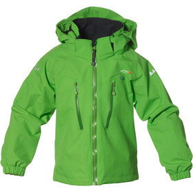 Isbjörn Storm Jacket Children green